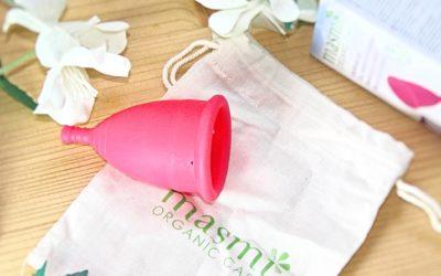Organic Cup – meine Menstruationstasse