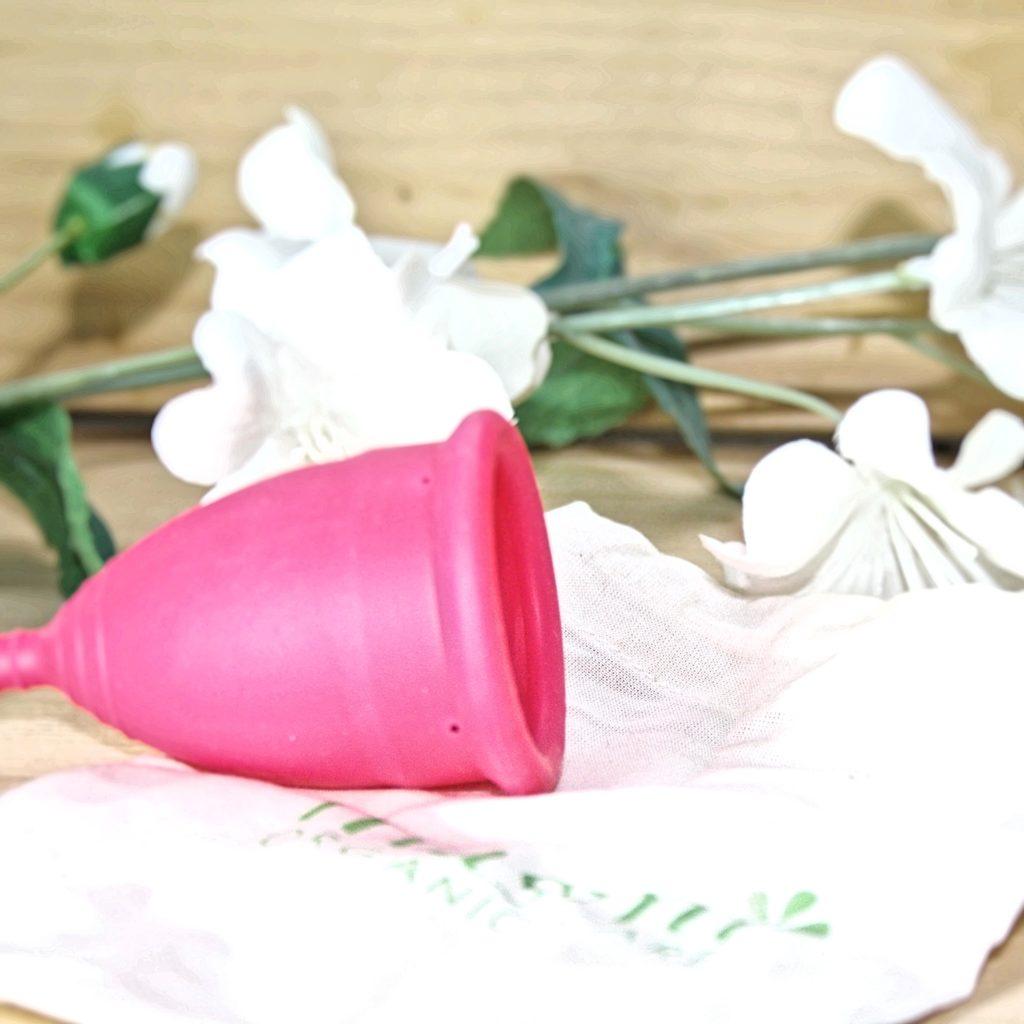 Menstruationstasse