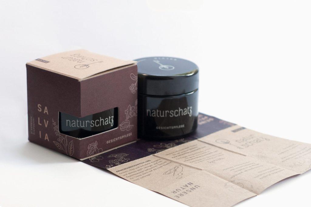Naturschatz Kosmetik Creme