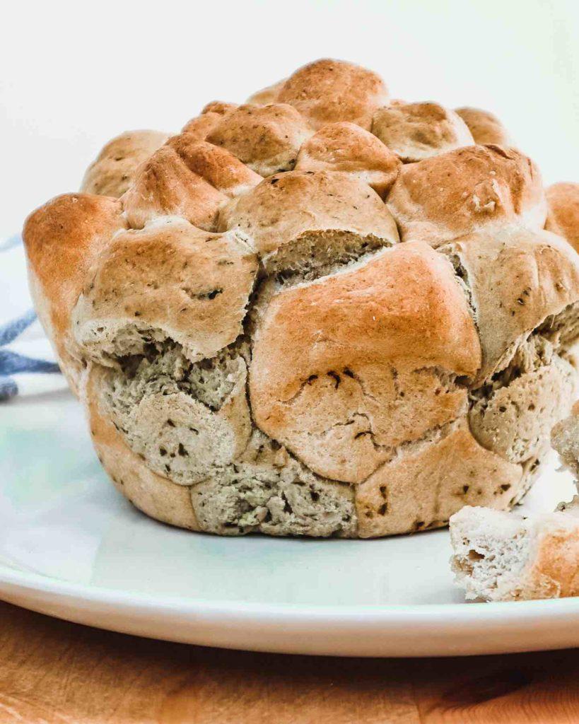 Bärlauch Rezepte: Bärlauch Monkey Bread