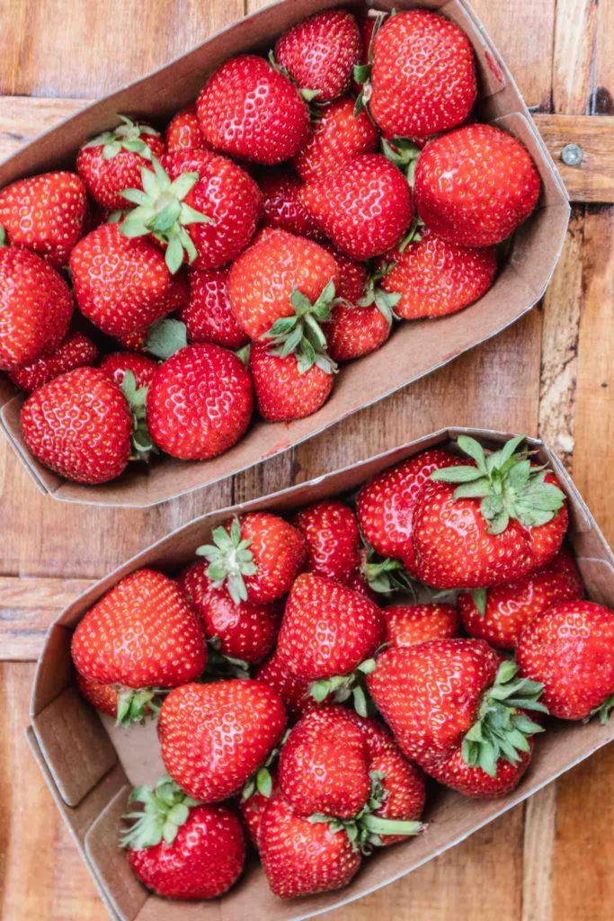 Erdbeeren Pestizide belastet