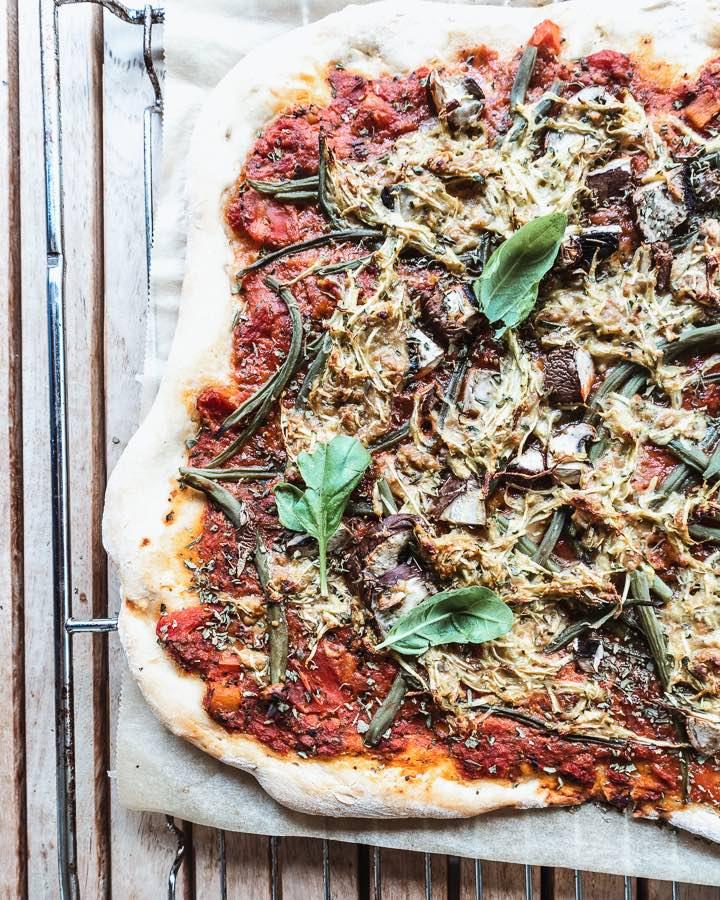Veganer Pizzakäse Rezept