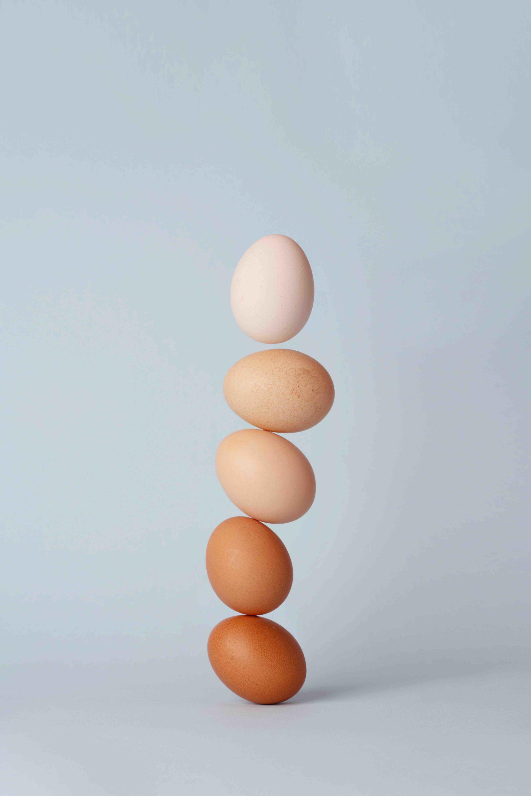 Was der Eier-Code wirklich aussagt