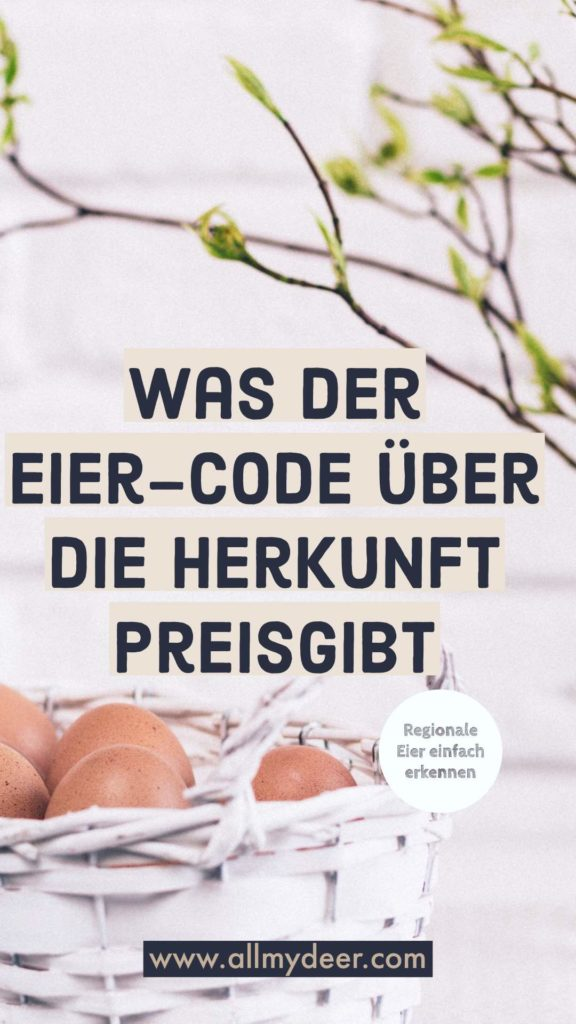 Pinterestgrafik: Was der Eier-Code aussagt