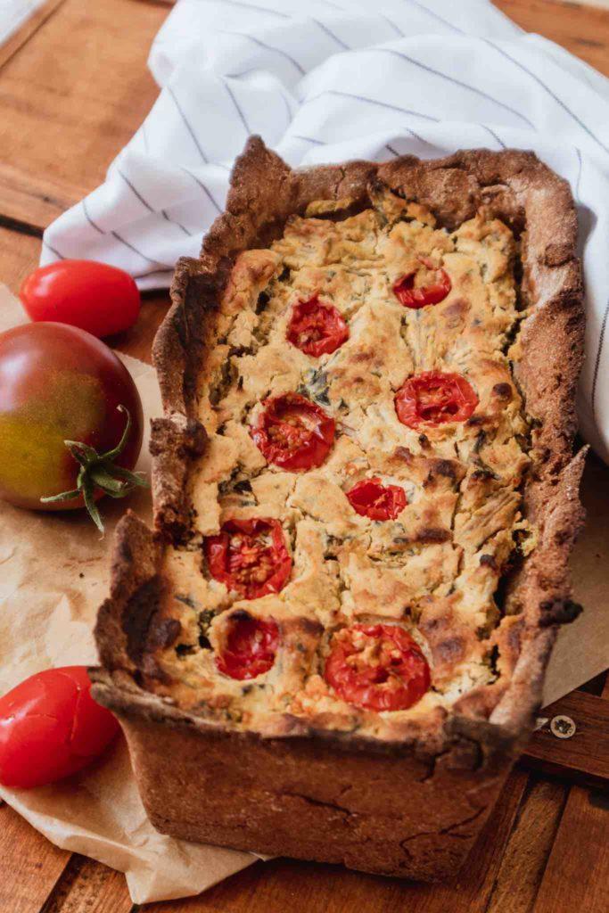 Rezept für leckere Mangold Quiche