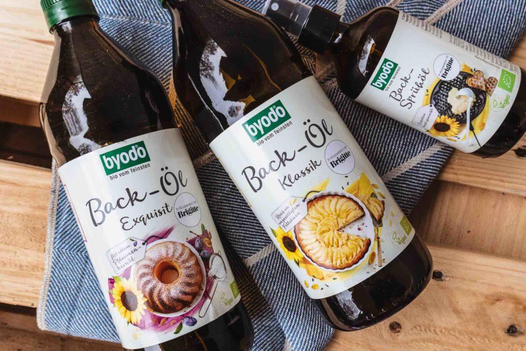 Bio Back Öle von Byodo