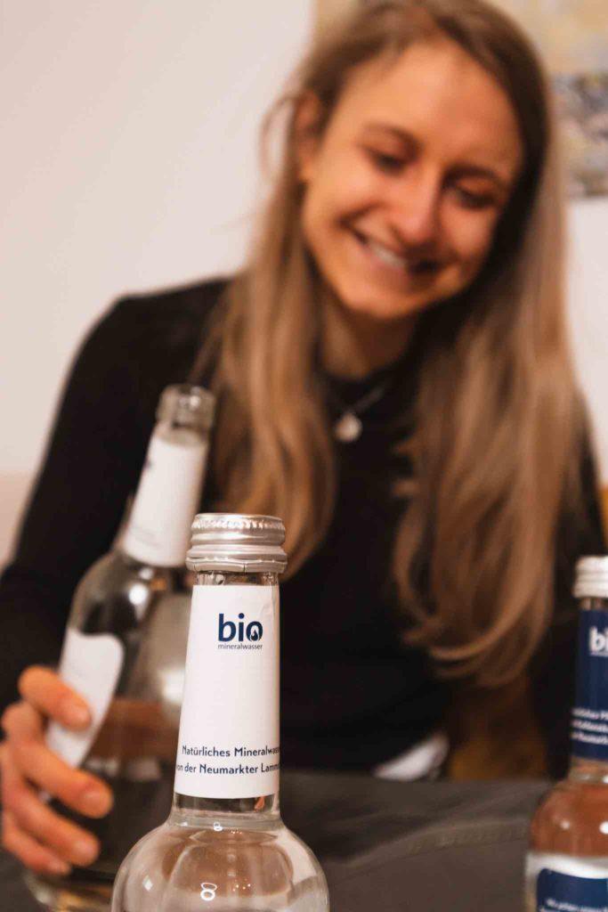 BioKristall war 2009 das erste Bio-Mineralwasser in Deutschland