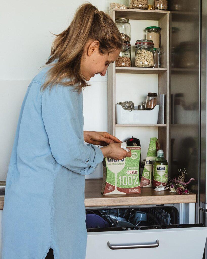 Umweltfreundlich Spülen: HIlfreiche Tipps